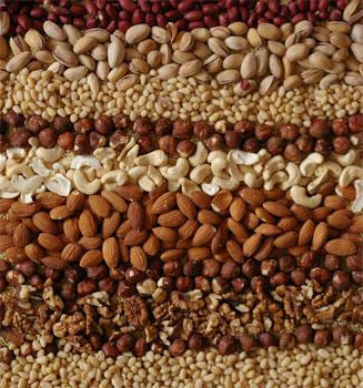Frutos Secos, Semillas y Deshidratados