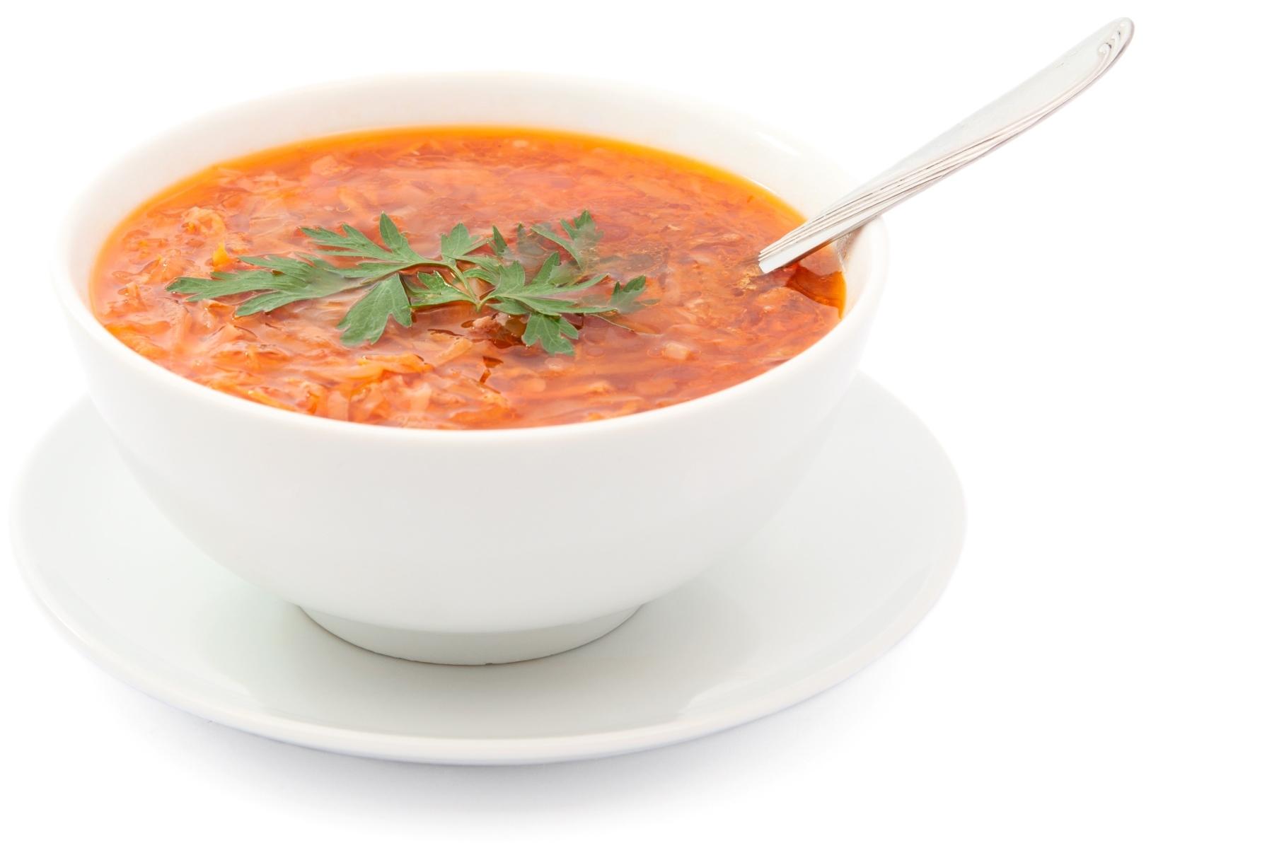 Caldos, Sopas y Cremas