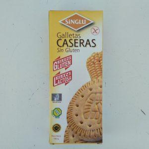 Galletas Maria Sin Gluten 100 gramos