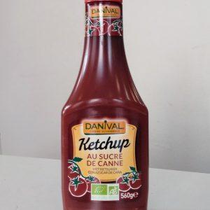 Ketchup 560 gramos
