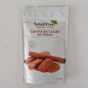 Canela Ceylan 125 gramos
