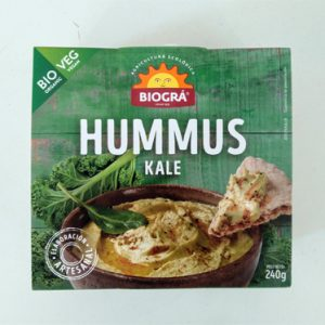 Hummus de Kale