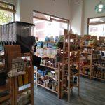 Vista de la zona este de la tienda