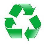 Logo que identifica el Reciclaje