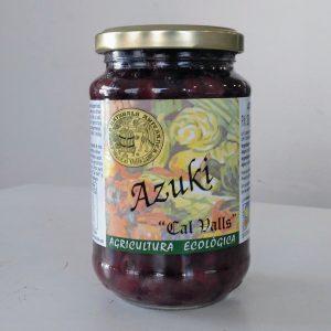 Azuki cocido