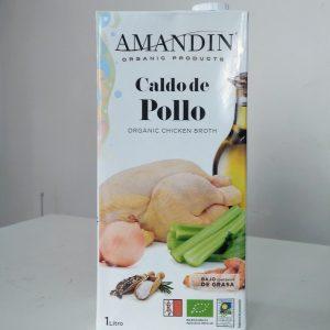 Caldo de Pollo 1 litro