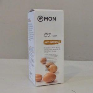 Crema Antiarrugas de Argan
