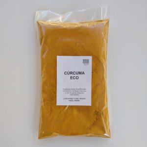 Curcuma en polvo 500 gramosamos