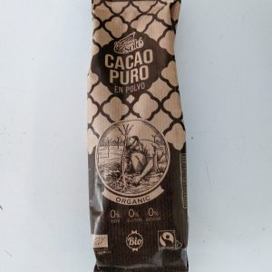 Cacao puro 150 gramos