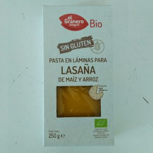 Lasana Maiz y Arroz 500 gramos
