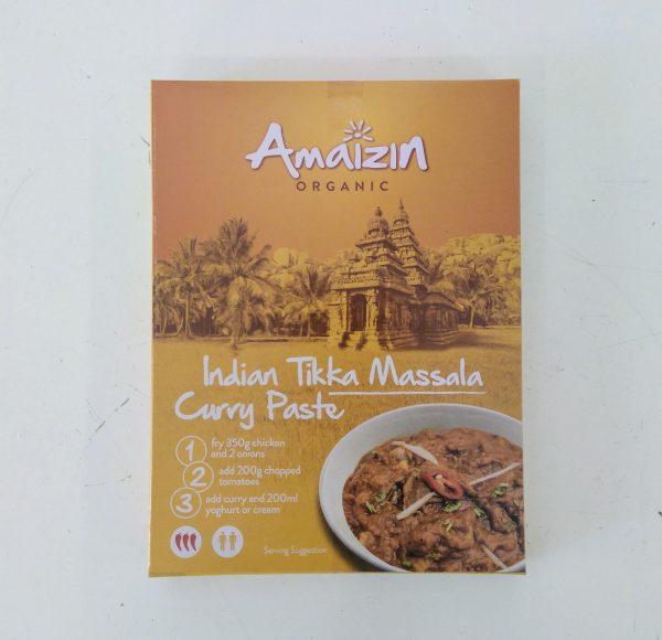 Preparado salsa curry