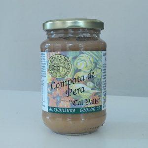 Compota de pera 300 ml