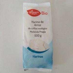Harina de Arroz 500 gramos